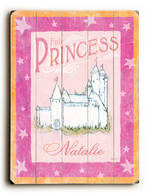 PRINCESS VINTAGE SIGN
