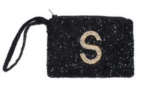 BEADED BLACKBERRY HOLDER WITH STAP AND BACK POCKET