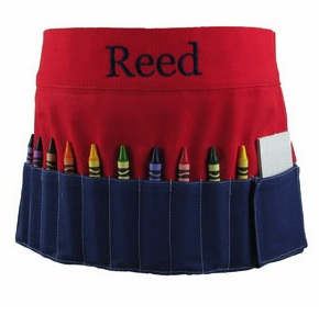 CRAYOLA BELT-RED