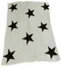 BUTTERSCOTCH BLANKEE- FLOATING STARS SIGNSTROLLER & CRIB SIZE