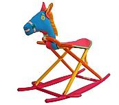 Folding Rocking Horse