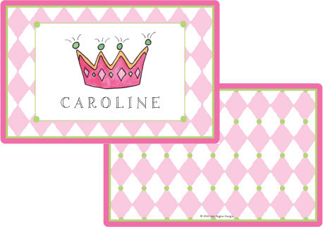LITTLE PRINCESS PLACEMAT