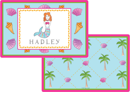 MERMAID PLACEMAT