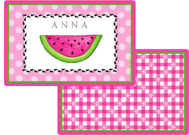 ANT PICNIC PLACEMAT
