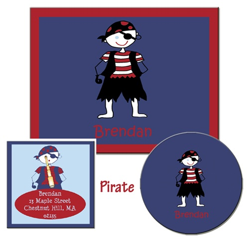 PIRATE GIFT SET