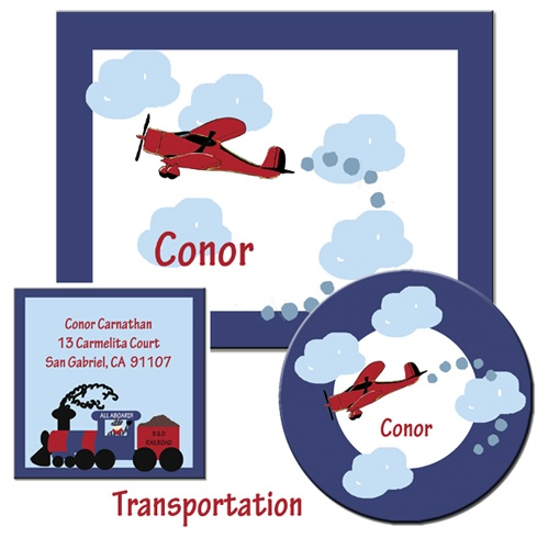 TRANSPORTATION GIFT SET