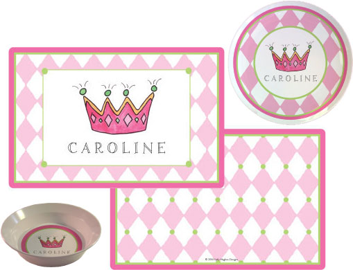 PRINCESS 3 PC SET