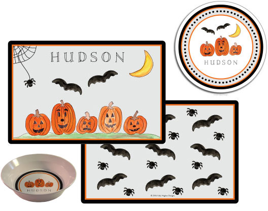 HALLWEEN 3 PC SET