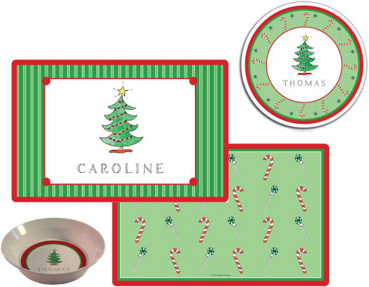 CHRISTMAS 3 PC SET