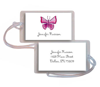 MARIPOSA LUGGAGE TAG