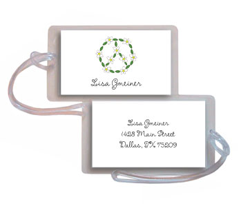 DAISY CHAIN LUGGAGE TAG