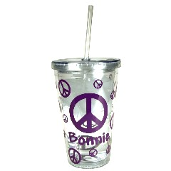 PEACESIGN ACRYLIC TUMBLER