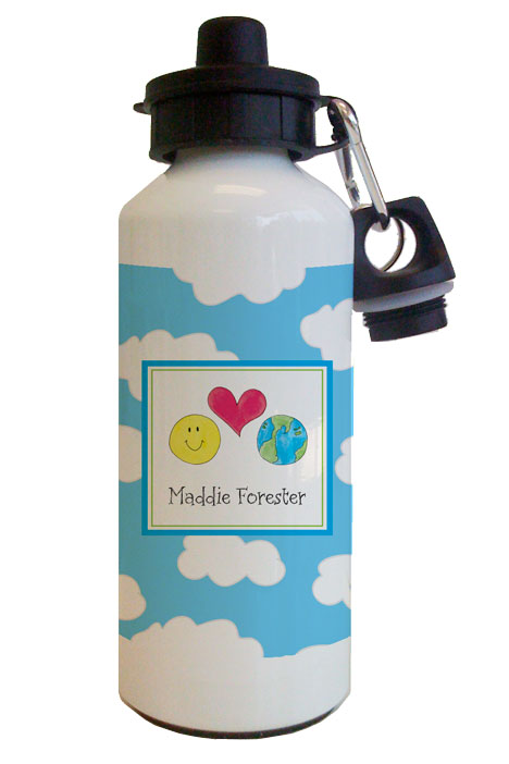 LOVE YOUR EARTH WATER BOTTLE