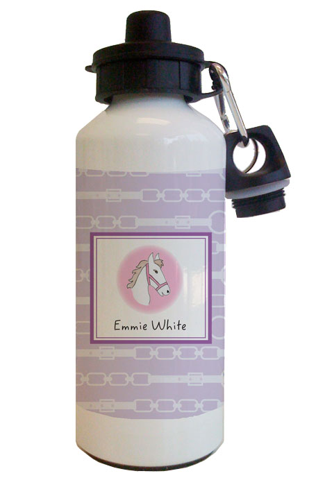 SADDLE UP WATER BOTTLE