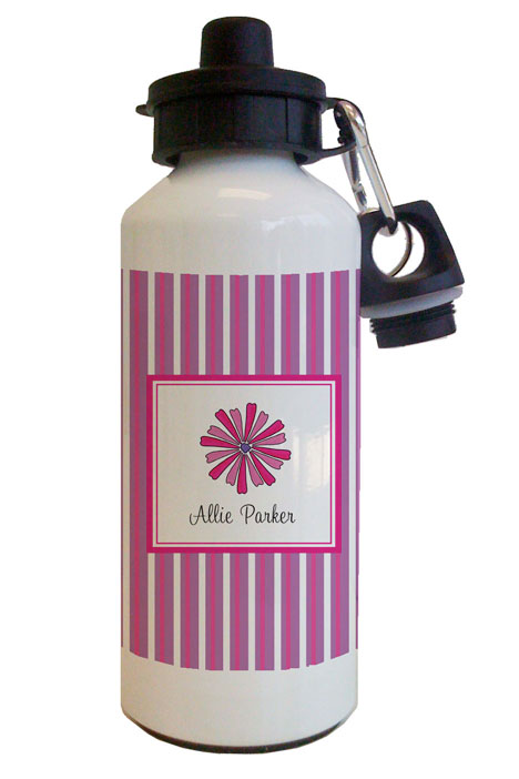 JUST DAISY WATER BOTTLE