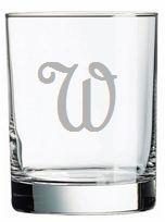 PERSONALIZED OLD FASHION GLASSES