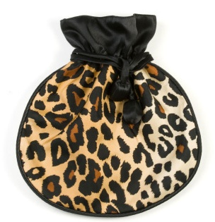 Leopard Jewelry Pouch